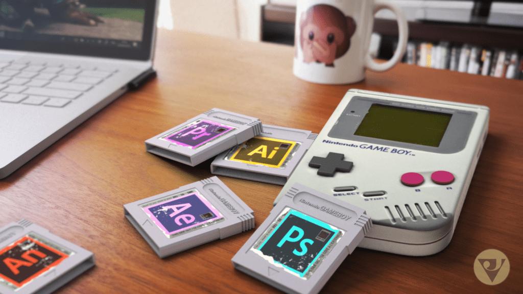 Adobe X Nintendo
